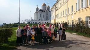 Кафедральный собор г. Владимира