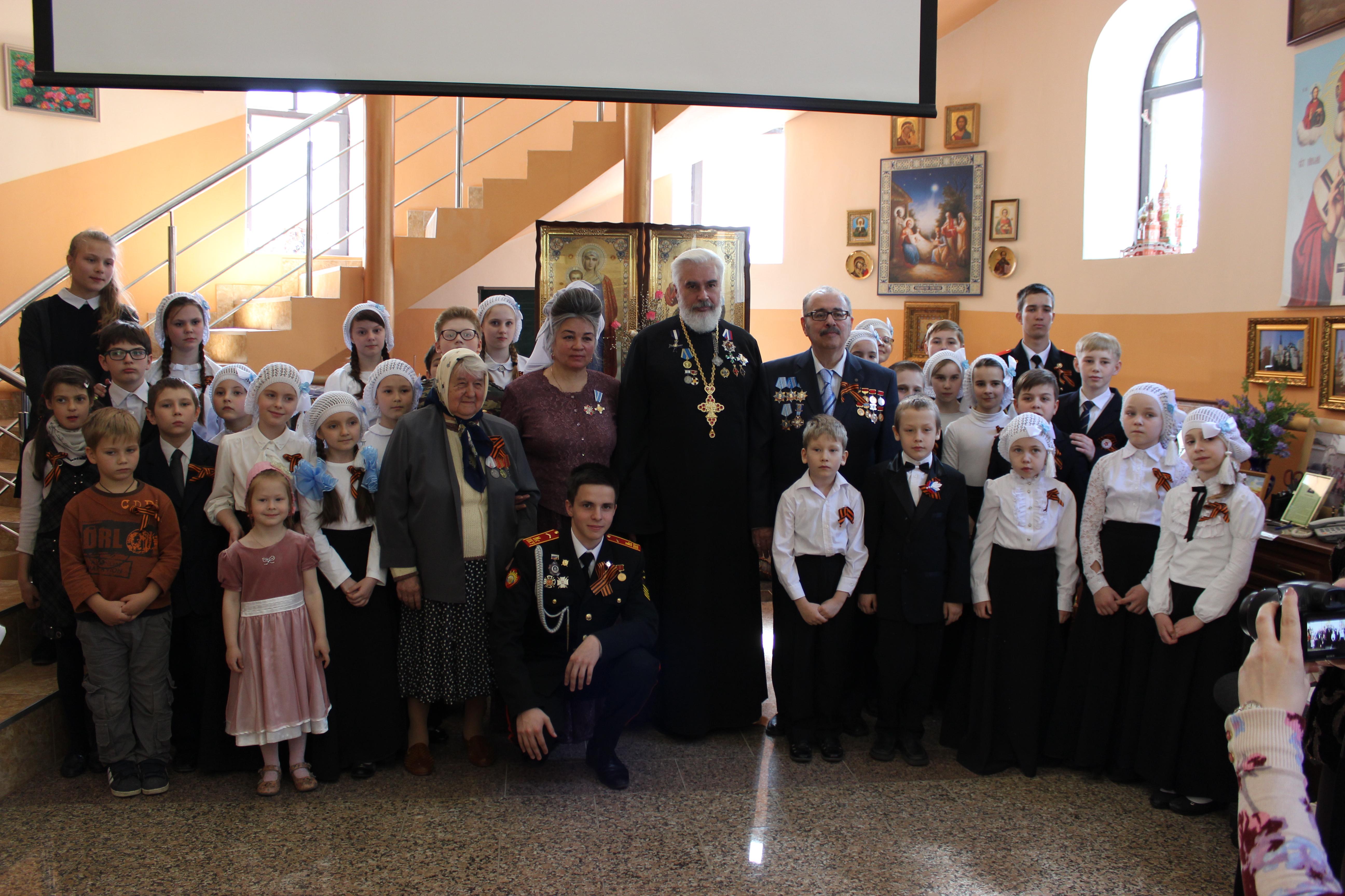 Начало учебного года в Воскресной Школе 2017 post thumbnail image