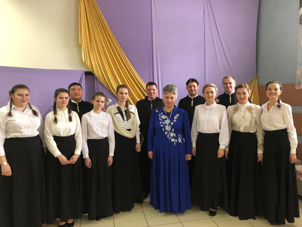 XII фестиваль хоров «Сретение» в Красноармейске. 24.02.2019 post thumbnail image