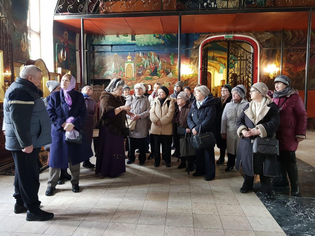 Паломники в нашем Храме. 23.03.19 post thumbnail image